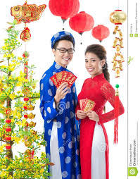 Vietnamese New Year Decoration by Vietnamese New Year Stock Images Image 28276074