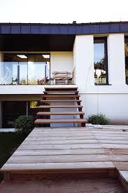 photos d extension de maison maison bl extension contemporaine d u0027une maison bretonne des