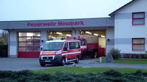 Feuerwehr Bad Kreuznach Freiwillige Feuerwehr Neumark V Beim Ausrücken Youtube