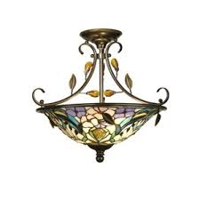 Lucinda Branch Chandelier For Sale Dale Tiffany Wayfair