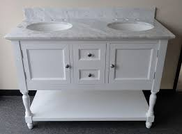 50 Inch Bathroom Vanity by Captivating 50 Inch Double Vanity And White Vanity Double Sink