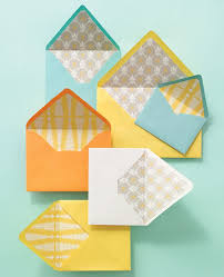 how to make your own envelope make your own custom envelopes in 3 steps