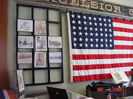 Excelsior Flag Excelsior Springs Museum U0026 Archives Military Room