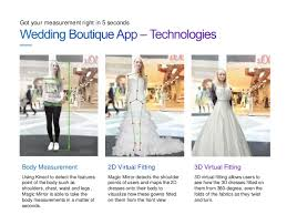 Wedding Boutique Magic Mirror For Wedding Boutiques