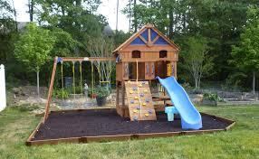 Backyard Ideas For Children Nice Playground Ideas For Backyard Backyard Playground Ideas Large