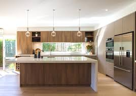 Modern Designer Kitchens Large Modern Contemporary Kitchen In Warm Tones With A Huge