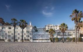 santa monica hotel luxury beach hotel the iconic shutters on