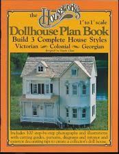 Free Miniature Dollhouse Plans by Dollhouse Collectors U0027 Guides U0026 Books Ebay