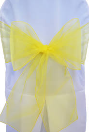 organza sashes platinum designs chair covers specialty linens organza sashes