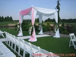 wedding arch pvc pipe photo via wedding canopy weddings and chuppah