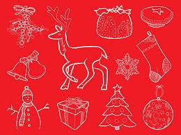 christmas vector illustrations vector art u0026 graphics freevector com