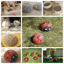 Diy Craft Projects For The Yard And Garden - inspirational diy garden projects with stone u0026 rocks