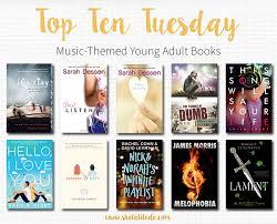 top ten themed books she latitude