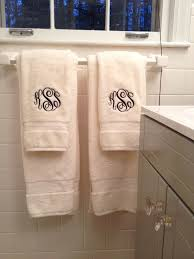 Ladybug Bathroom Towels Robust Monogramed Bath Towels Monogrammed Monogram Towels Luxury