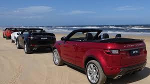 range rover convertible a convertible 4wd u2013 range rover evoque convertible review u2013 eftm