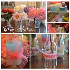 tea party themed baby shower party decorations centerpieces princess tea party budget party