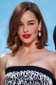 lob hair with side fringe 50 cute bob and lob haircuts 2017 best celebrity long bob hairstyles