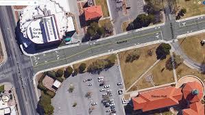Nmsu Campus Map New Espina Street Configuration Environmental Health Safety