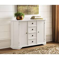 Home Decoraters Home Decorators Collection Caley Antique White Buffet 9709500410