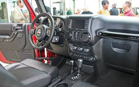 4 Door Jeep Interior Jeep Wrangler Unlimited Interior Photos Www Napma Net