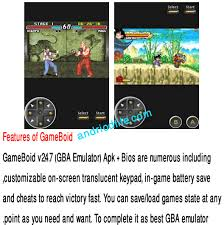 gameboid bios file apk gameboid v2 4 7 gba emulator apk for android