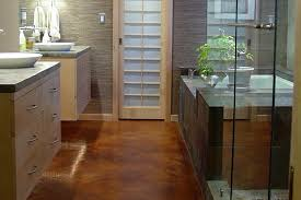 bathroom floor ideas bathroom flooring options hgtv