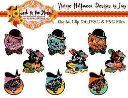 digital graphics vintage halloween designs jpeg u0026 png files jack