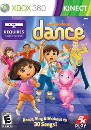 amazon com nickelodeon dance xbox 360 take 2 interactive