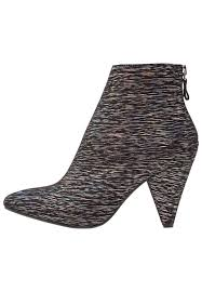 ankle boots uk look look barb ankle boots black zalando co uk