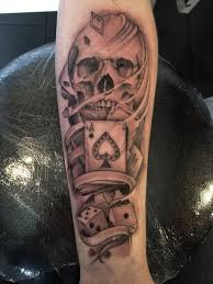 Forearm Skull - 27 skull tattoos