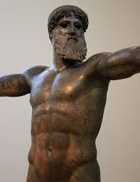 Seeking Zeus Awakening For All Lost Ancient Statue Of διασ Zeus