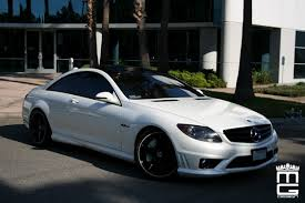 mercedes customized mercedes cl63 customized by dbx black exteriors