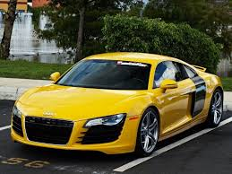 Audi R8 Yellow 2016 - 2017 yellow audi r8 sport specs sport cars wallpapers