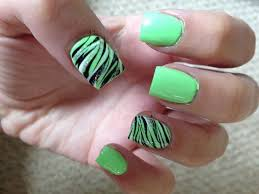 want some fun and feisty nails our selection of 22 zebra print