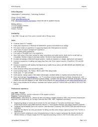 Updated Resume Standard Format Resume Standard Resume Format Standard Resume