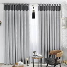 Gray Blackout Curtains Inspiring Gray And White Blackout Curtains And Blackout Curtains