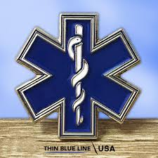 Flag Lapel Pins Bulk Iron Pressed Pins Thin Blue Line Usa