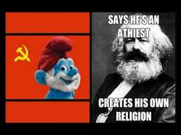 Baby Smurf Meme - proof that the smurfs is communist youtube