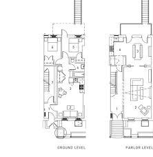 Brooklyn Brownstone Floor Plans Renovation Brooklyn Brownstone Page 4