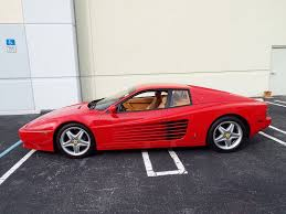 1994 512 tr for sale testarossa 1992 512 tr used