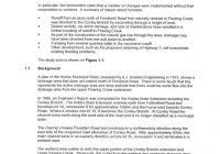 drainage report template drainage report template professional and high quality templates
