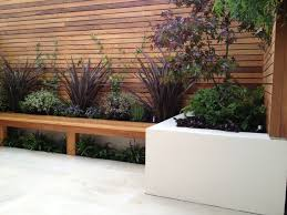 decoration safe and comfortable small garden wall designs idea