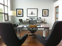Modern Home Office Decor Magnificent 30 Workplace Office Decorating Ideas Design