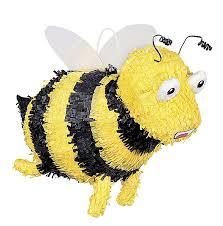 bumble bee home decor amazon com bumble bee pinata childrens pinatas kitchen u0026 dining