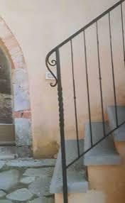 ringhiera per scala corrimano in ferro battuto avec corrimano con ringhiera per scala