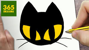 comment dessiner chat kawaii étape par étape u2013 dessins kawaii