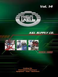 2014 k u0026l catalog by klsupply k u0026l issuu