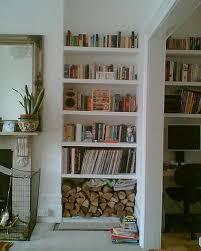 Staggered Bookshelves by Best 20 Living Room Shelves Ideas On Pinterest Living Room