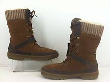 bearpaw womens boots size 11 bearpaw s lace up boots ebay
