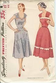 1950 dress patterns 1950s womens skirt dress jumper u0026 blouse